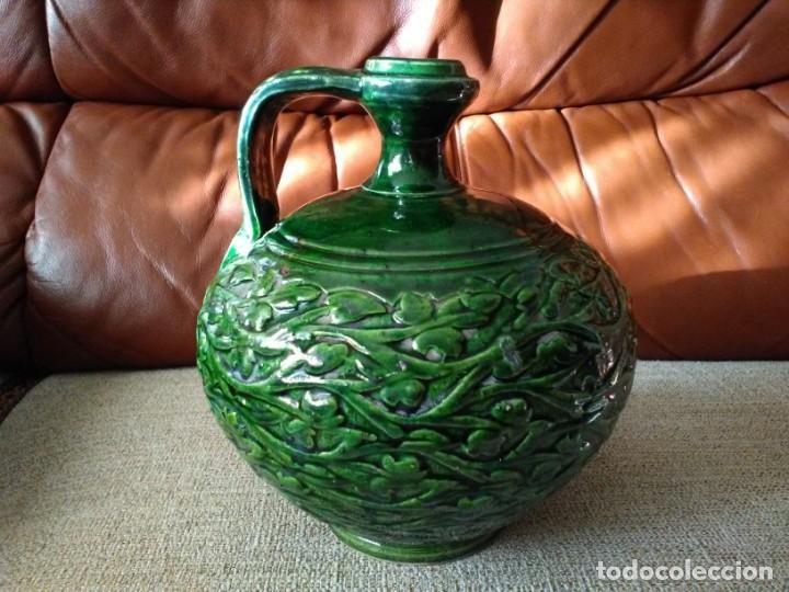 PERULA DE CERÁMICA DE ÚBEDA O LUCENA (Antigüedades - Porcelanas y Cerámicas - Úbeda)