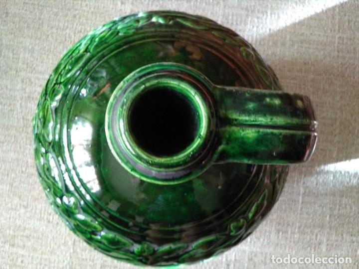 Antigüedades: PERULA DE CERÁMICA DE ÚBEDA O LUCENA - Foto 5 - 166569822