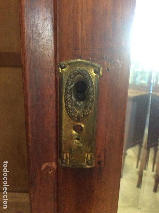 Antigüedades: Dormitorio de nogal - Foto 14 - 166634898