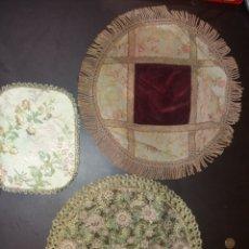 Antigüedades: MUY BONITOS.. Lote 166674448