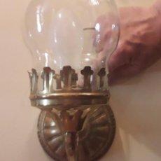 Antigüedades: APLIQUE DE PARED. Lote 166705898