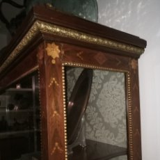 Antigüedades: VITRINA. Lote 166714018