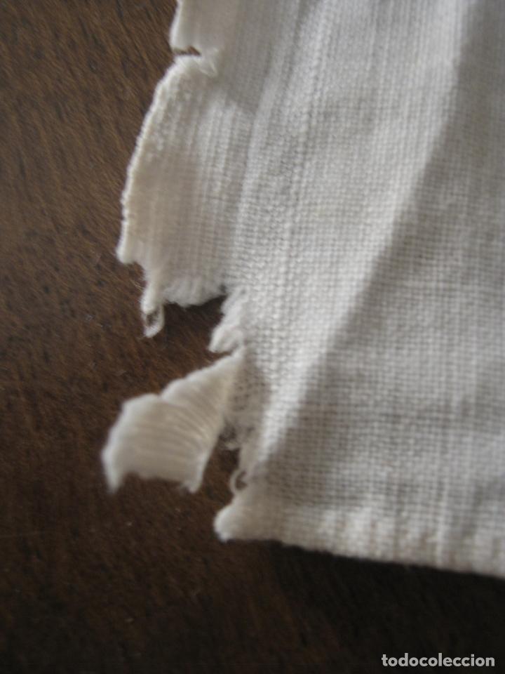 Antigüedades: Antiguo Pañuelo Algodón Estampado para cabeza u hombros - Foto 7 - 166723402