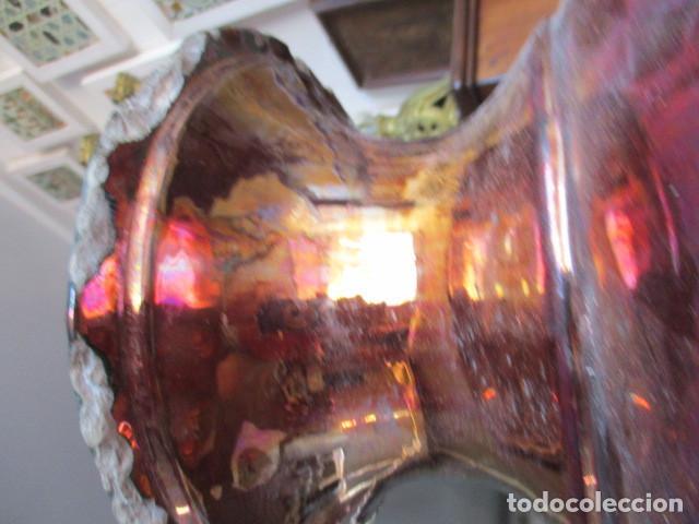 Antigüedades: Jarron de Reflejos ceramica de Triana - Foto 6 - 166734098