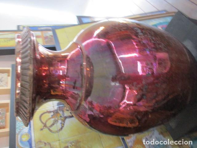 Antigüedades: Jarron de Reflejos ceramica de Triana - Foto 16 - 166734098