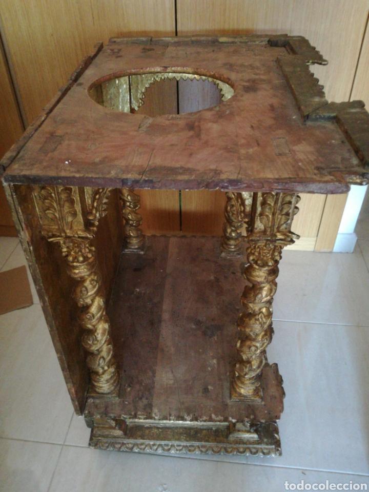 Antigüedades: TABERNACULO - Foto 11 - 32885310