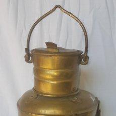 Antigüedades: ANTIGUO FAROL FERROCARRIL TREN. Lote 166764429