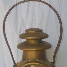 Antigüedades: ANTIGUO FAROL DE FERROCARRIL TREN. Lote 166765542