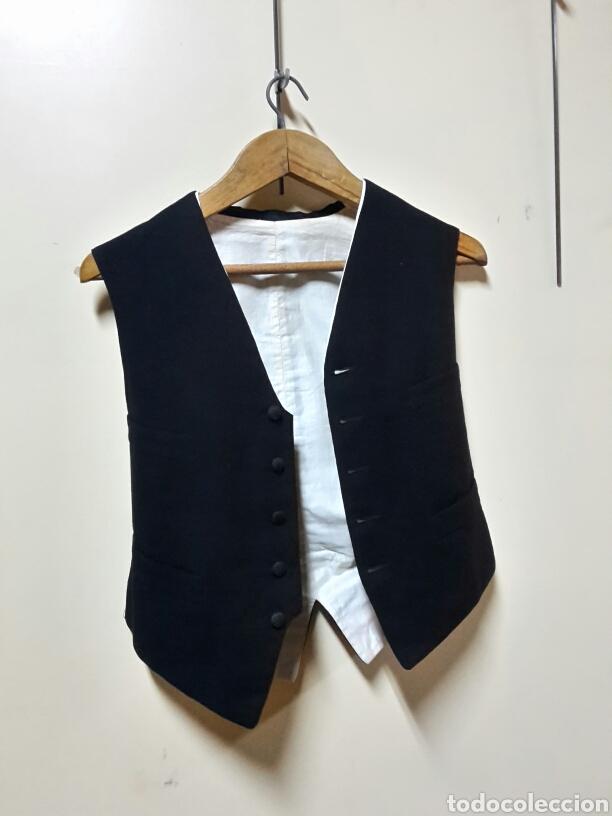 Antigüedades: Antiguo traje chaquet 1900 , Vergara, Madrid - Foto 2 - 166771410