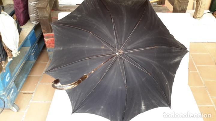 PARAGUA DE CABALLERO ANTIGUO (Antigüedades - Moda y Complementos - Hombre)
