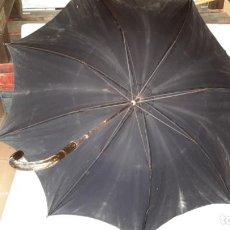 Antigüedades: PARAGUA DE CABALLERO ANTIGUO. Lote 166784094