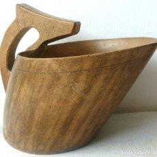 Antigüedades: ANTIGUO KAIKU ETNOGRAFIA VASCA. Lote 166804866