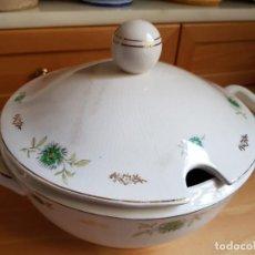 Antiquitäten - Antigua sopera royal china, vigo - 166807478