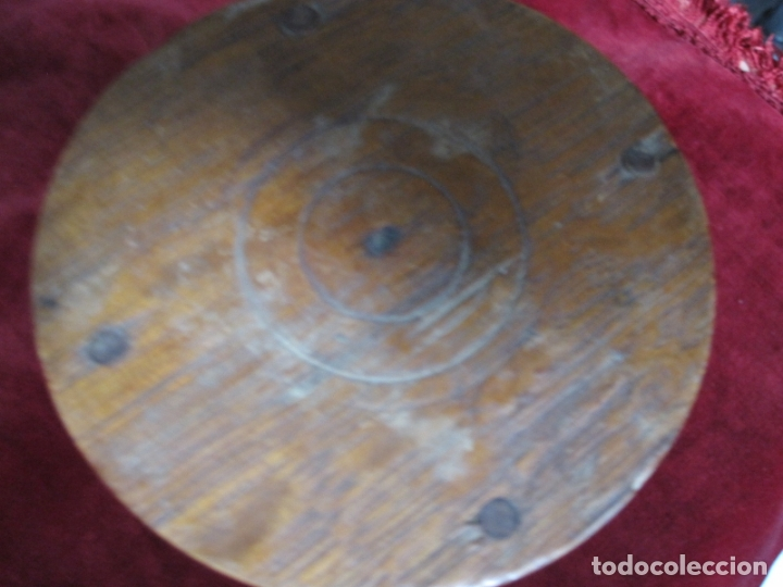 Antigüedades: RARO RELOJ DE ARENA. S.XVIII o XIX. EN PERFECTO ESTADO. 17 CM DE ALTO Y 8,5 CM DE DIAMETRO - Foto 3 - 166816198