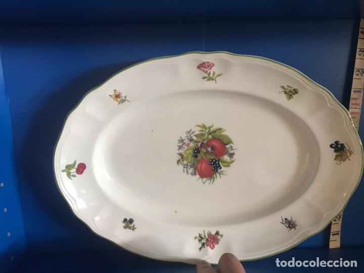 BANDEJA PORCELANA SAN CLAUDIO (Antigüedades - Porcelanas y Cerámicas - Otras)