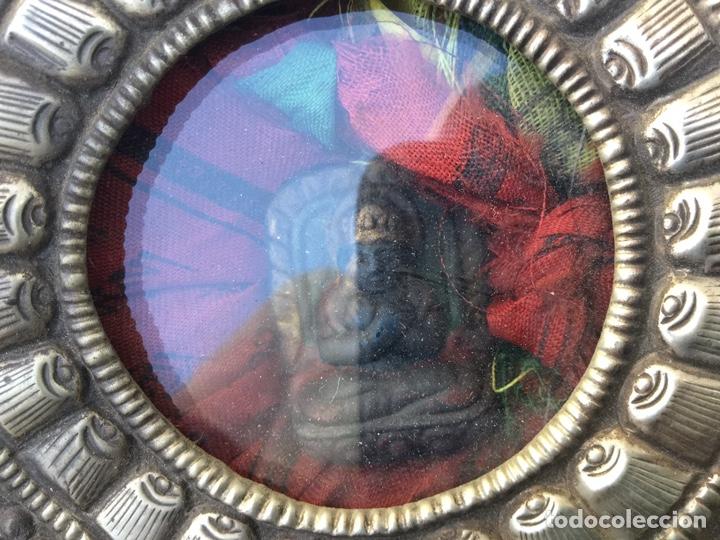 Antigüedades: Relicario Tibetano - Foto 4 - 166862238