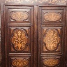 Antigüedades: ARMARIO CATALAN DE TORROELLA ,CON MERCATERIA,SIGLO XVIII.. Lote 194764437