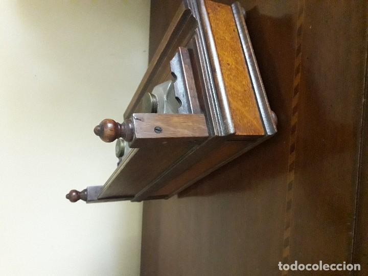 Antigüedades: Escribania madera - Foto 2 - 167021464