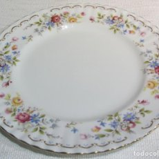 Antiquités: PLATO PORCELANA INGLESA ROYAL ALBERT DE 26,5 CM.. Lote 167101052