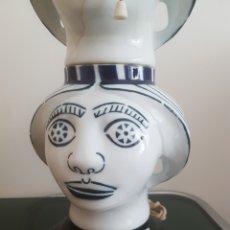 Antigüedades: LAMPARA CASTRO SARGADELOS.. Lote 167126910