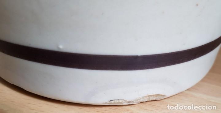 Antigüedades: Jarra - Aceitera PORTLAND IBERIA, sellada TALAVERA. Escrito soy de PORTLAND IBERIA. España, siglo XX - Foto 6 - 167139044