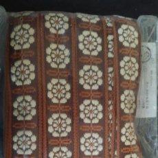 Antiquités: PIEZA ENTERA DE TAPACOSTURAS. 25 METROS. Lote 167173688