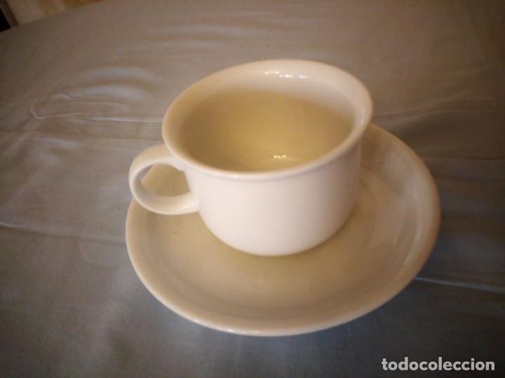 Antigüedades: Bonito solitario de té o desayuno de potcelana thomas rosenthal group germany - Foto 3 - 167175544
