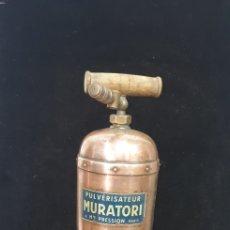 Antigüedades: SULFATADORA FRANCESA MURATORI. Lote 167179382