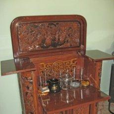 Antigüedades: MUEBLE BAR. Lote 167455996
