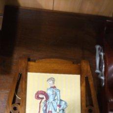 Antigüedades: MARCO DE FOTOS ART DECÓ. Lote 167465788