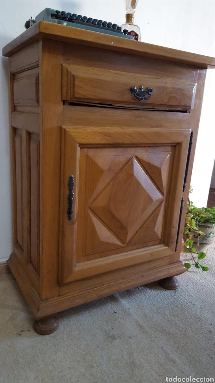 Antigüedades: Mueble de roble Americano - Foto 2 - 167483325