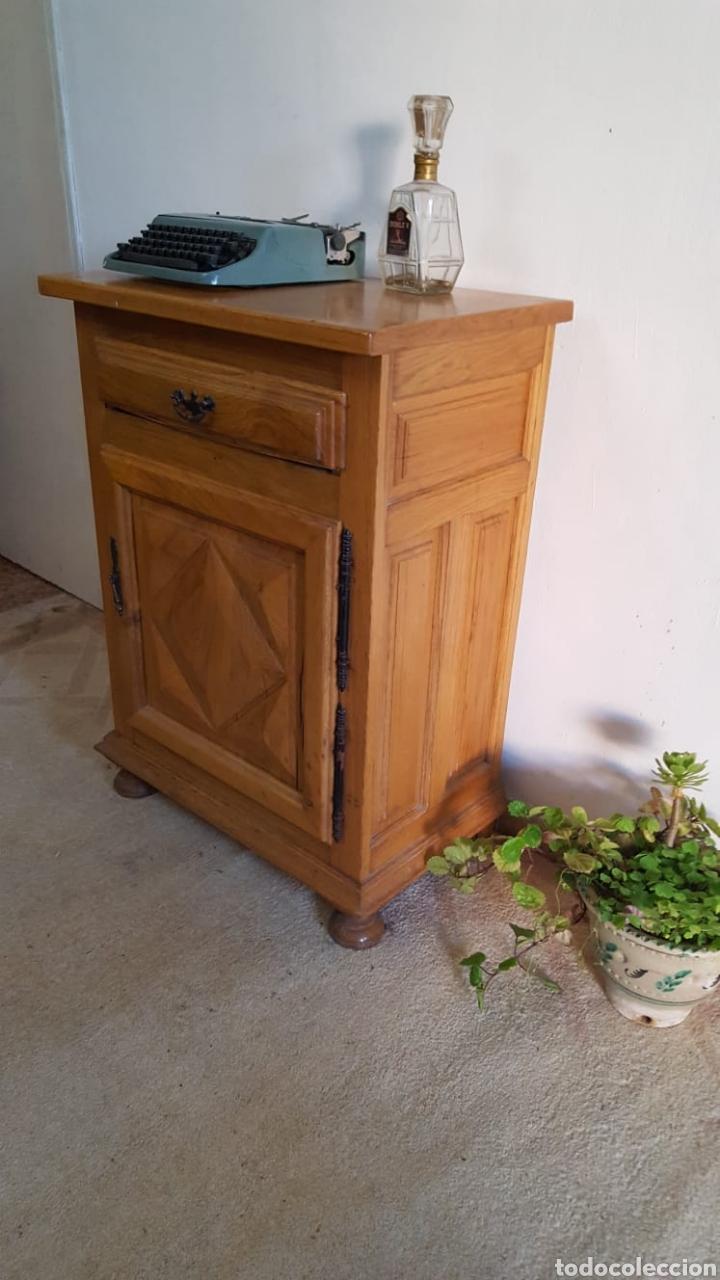 Antigüedades: Mueble de roble Americano - Foto 3 - 167483325
