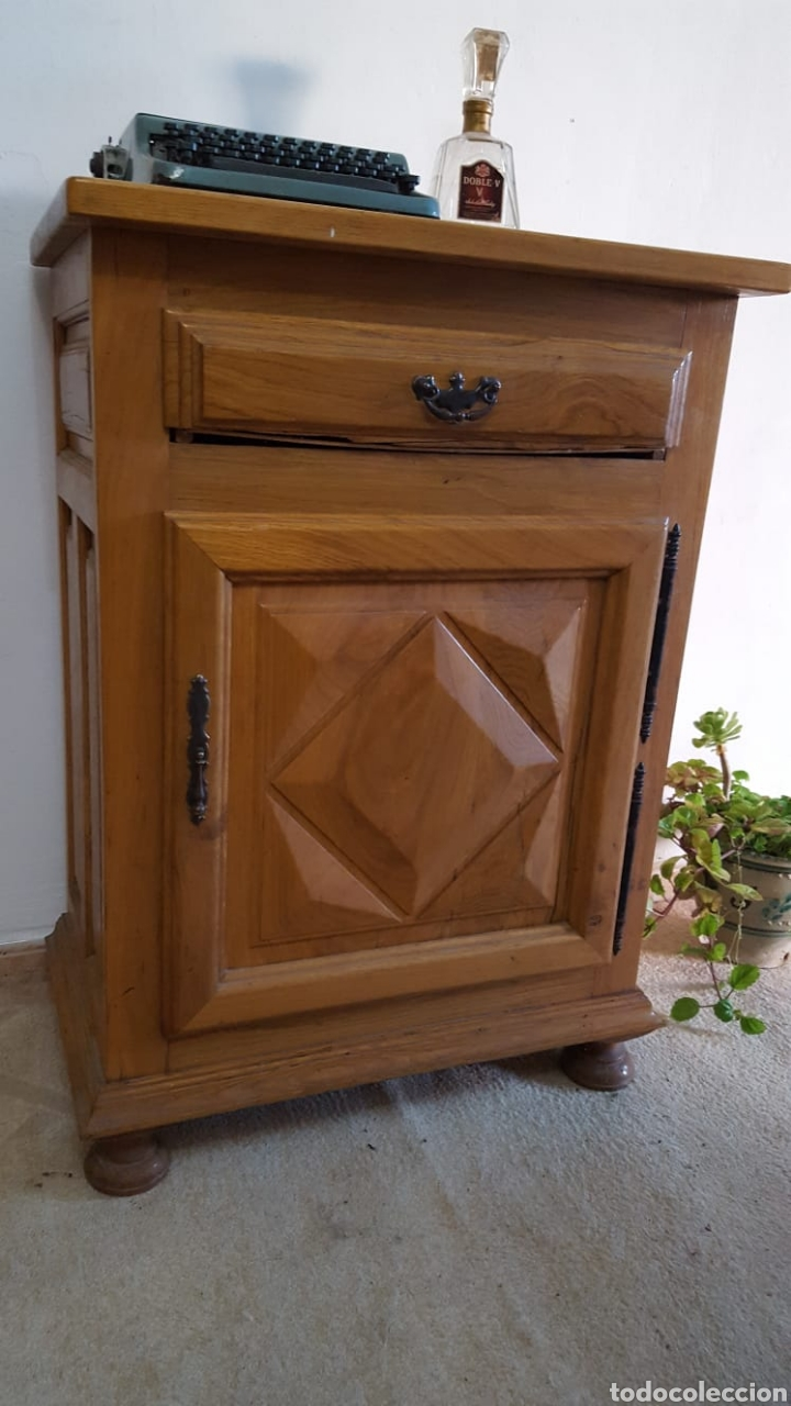 Antigüedades: Mueble de roble Americano - Foto 5 - 167483325