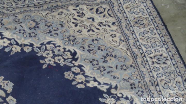 Antigüedades: BONITA ALFOMBRA. SIGUIENDO MODELOS ORIENTALES. 225X300CM - Foto 6 - 167494692