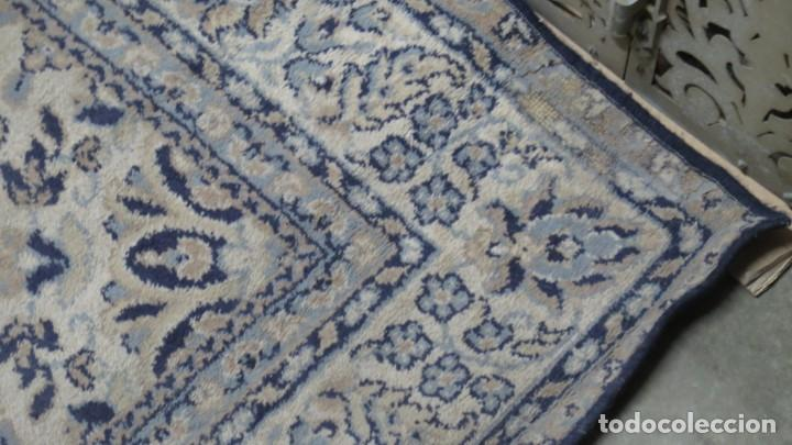 Antigüedades: BONITA ALFOMBRA. SIGUIENDO MODELOS ORIENTALES. 225X300CM - Foto 7 - 167494692