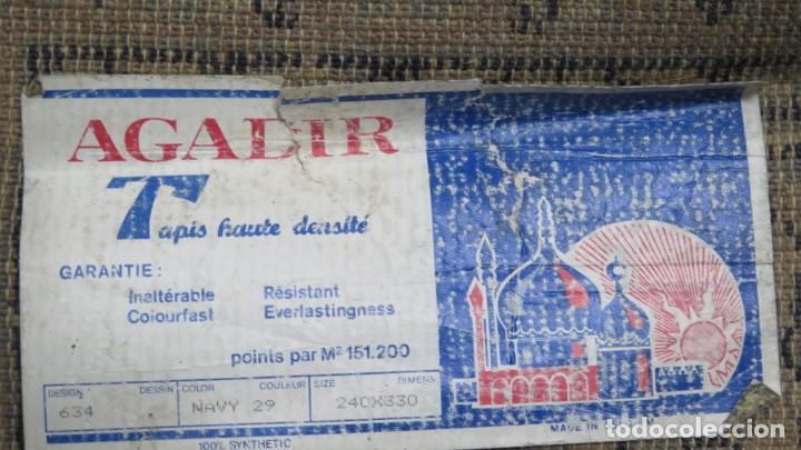 Antigüedades: BONITA ALFOMBRA. SIGUIENDO MODELOS ORIENTALES. 225X300CM - Foto 9 - 167494692
