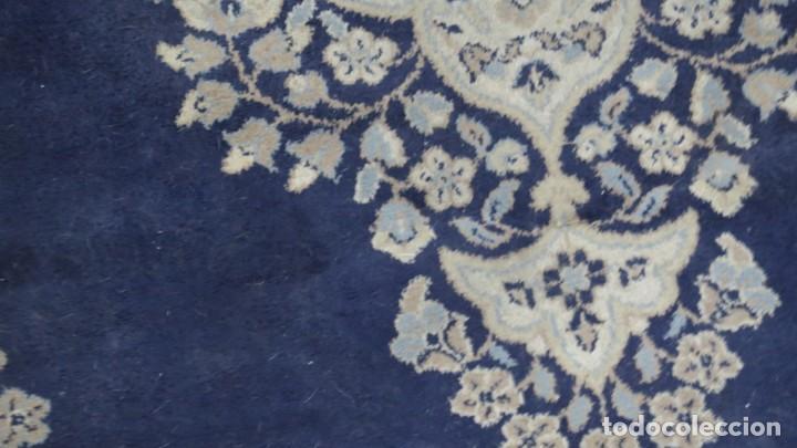 Antigüedades: BONITA ALFOMBRA. SIGUIENDO MODELOS ORIENTALES. 225X300CM - Foto 10 - 167494692