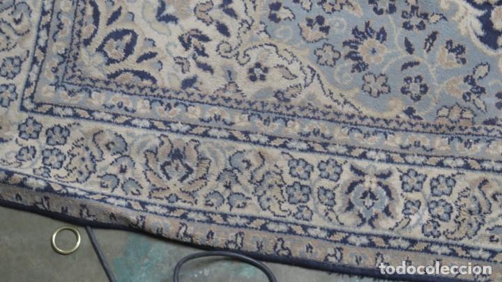 Antigüedades: BONITA ALFOMBRA. SIGUIENDO MODELOS ORIENTALES. 225X300CM - Foto 12 - 167494692