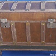 Antigüedades: BAUL ANTIGUO. Lote 167506141