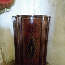 Antigüedades: RINCONERA CAOBA. Lote 167544764