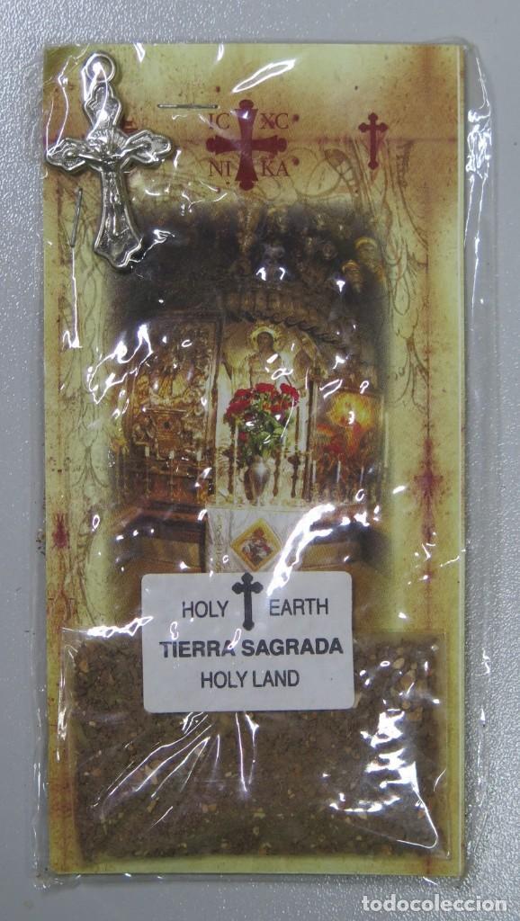 TIERRA SANTA (Antigüedades - Religiosas - Varios)