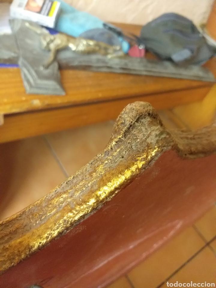 Antigüedades: PRECIOSO ESPEJO SOL, MUY BONITO, OJO NO SE ENVIA - Foto 12 - 167569138