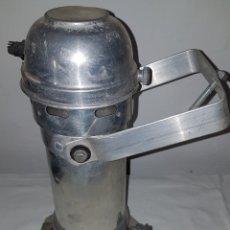 Antigüedades: ANTIGUA LAMPARA DECORACIÓN INDUSTRIAL. Lote 167569672