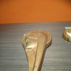 Antigüedades: LOTE TRES VÍRGENES ESCAYOLA. Lote 167580624