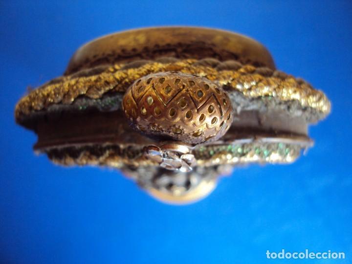 Antigüedades: (ANT-190601)ANTIGUO RELICARIO.S.GALDINO.S.GIORGIO.S.TRISELMO Y S.CASIMIRO - CRISTAL - Foto 12 - 167670032