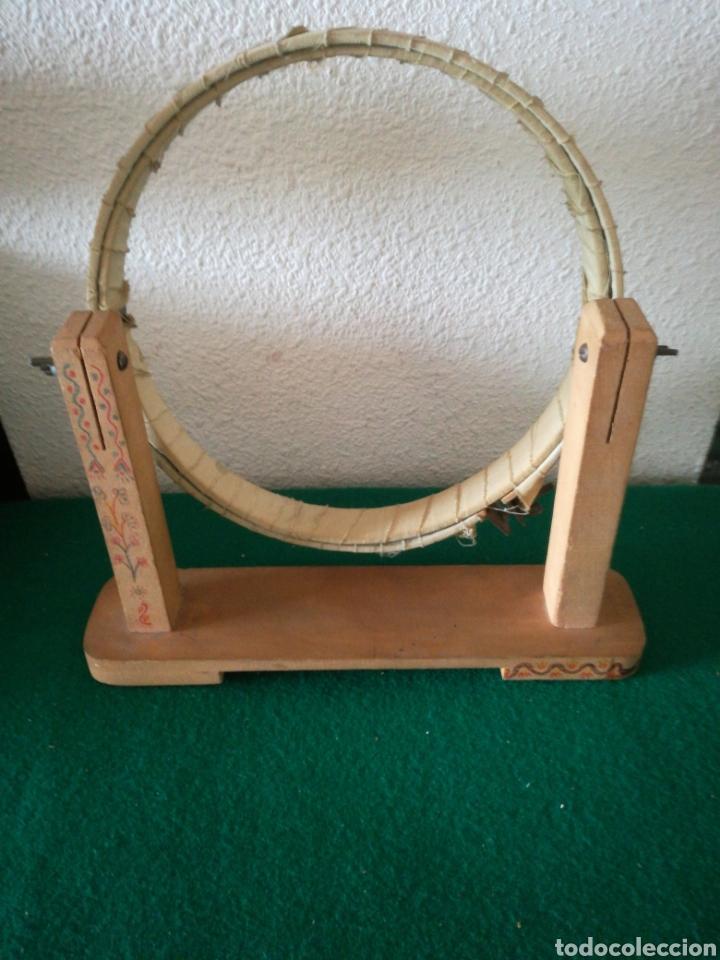 BASTIDOR PARA COSTURA (Antigüedades - Técnicas - Rústicas - Utensilios del Hogar)