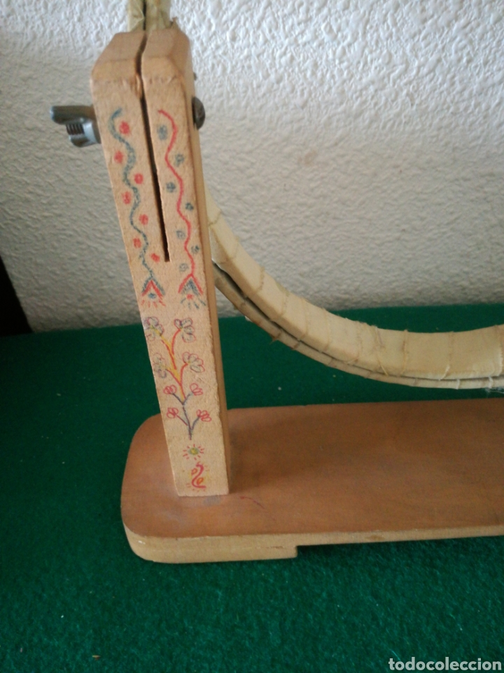 Antigüedades: BASTIDOR PARA COSTURA - Foto 2 - 167689437