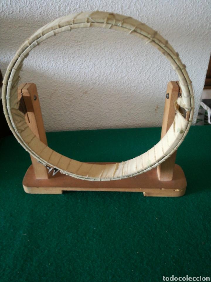 Antigüedades: BASTIDOR PARA COSTURA - Foto 4 - 167689437