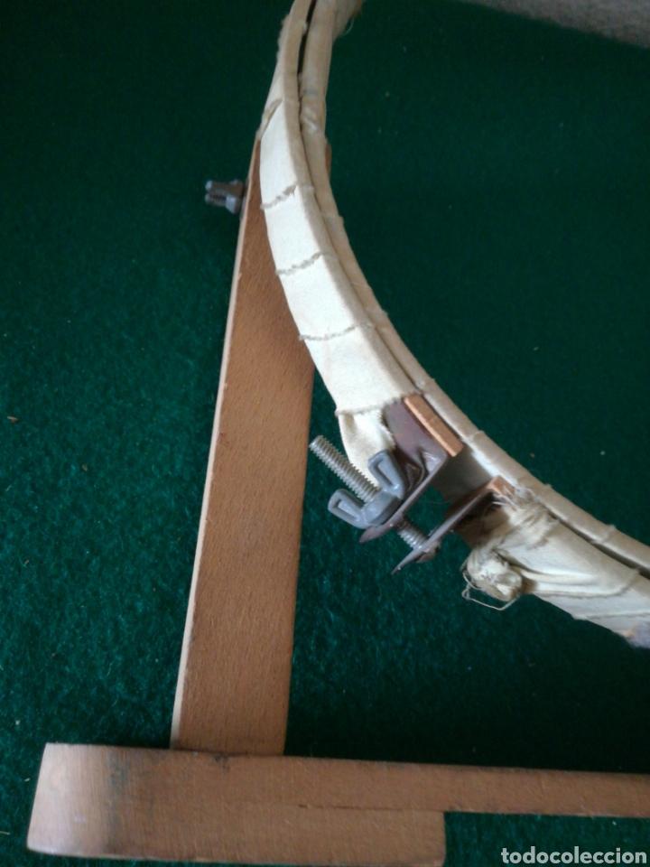 Antigüedades: BASTIDOR PARA COSTURA - Foto 6 - 167689437