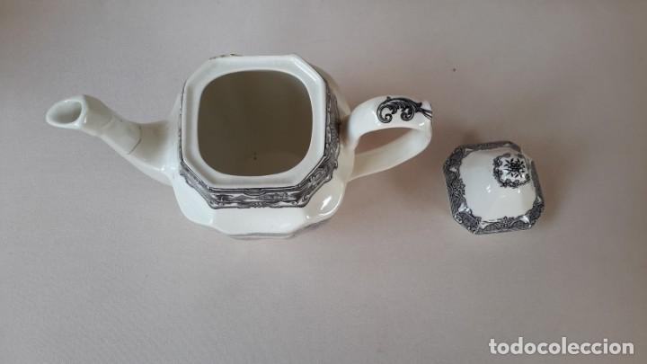 Antigüedades: Cafetera ochavada - Foto 3 - 167692976